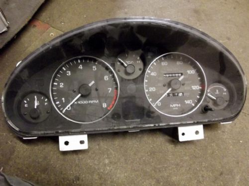 Instrument cluster panel, Mazda MX-5 mk1 NA92, mph, USED